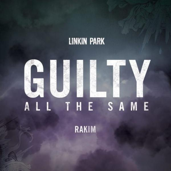 GUILTY ALL THE SAME Single Art